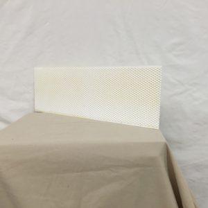 Pierco 6-1/4″ Frame Foundation (Deep, Waxed Plastic)