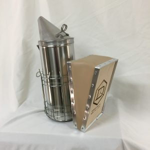 Dadant 10″ Smoker (With shield)
