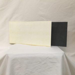 Pierco 9-1/8″ Frame Foundation (Deep, Waxed Plastic)